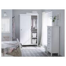 Ikea by Hemnes 5 Drawer Chest Black Brown 22 1 2x51 1 8