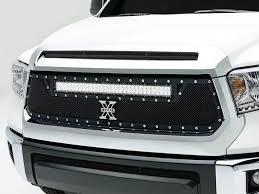 2014 tundra led light bar 2014 2015 2016 2017 tundra mesh grille led light bar t rex sleek