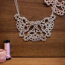 lace necklace images Opulence handmade silver lace necklace ruth mary jewellery jpg