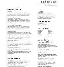simple curriculum vitae for student resume journalism exles curriculum vitae format for student
