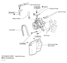 1994 toyota corolla serpentine belt routing and timing belt diagrams