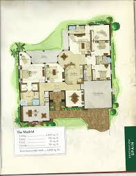 savoy floor plan the destination spain series madrid floor plan in solivita