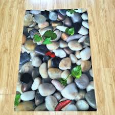 sunnyrain 3d carpet cobblestone rugs and carpets for home living
