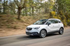 vauxhall anglia drive co uk first drive review all new vauxhall crossland x