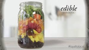 simply edible simply edible jar salad recipe from edible sarasota
