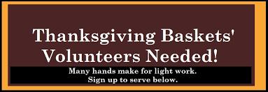 thanksgiving volunteers 2017 brentwood presbyterian church los