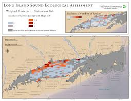 Dia Map Long Island Sound Ecological Assessment