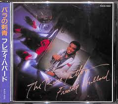 freddie hubbard the rose tattoo cd album at discogs