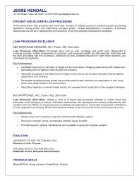 Office Resume Examples by Office Loan Officer Resume Examples
