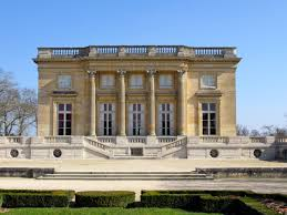 inside the petit trianon at the palace of versailles