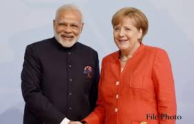 German Cabinet Ministers Germany Prime Minister Of India