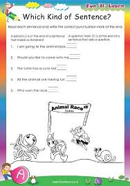 worksheets for class 1 activities for kids