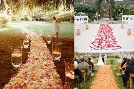Aisle Runners For Weddings Flower Petal Wedding Aisle Runner Design Groom Sold Separately