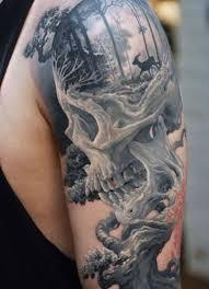 The Best Shoulder Tattoos - 25 beautiful mens shoulder ideas on