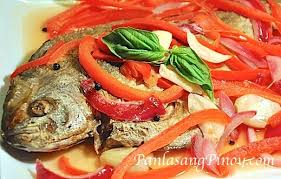 fish cuisine fish escabeche recipe