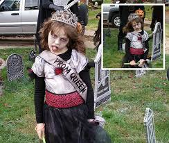 Dead Prom Queen Halloween Costume Walking Dead Prom Queen U2022 Freemotion River