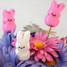 peeps decorations easter centerpiece two crafting