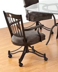 Dining Room Chairs On Casters by 100 Dining Room Chairs On Casters Dining Room Kitchen Table