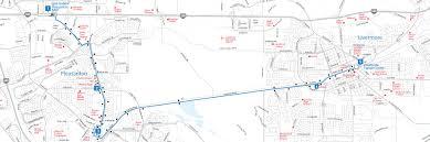 Dublin Bart Map Route 10r Promo