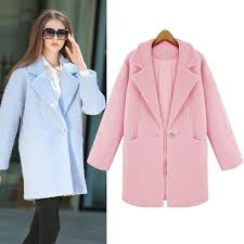 light pink wool coat ladies pink wool coat jacketin