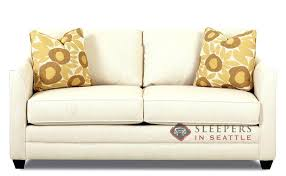 leather full sleeper sofa leather sofa seattle customize and personalize full fabric sofa by
