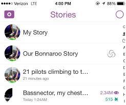 Funniest Thanksgiving Tweets Snapchat Bonnaroo Story Views Wojdylo Social Media