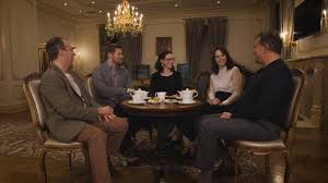 downton abbey watch the cast guess meanings of 1920s slang time