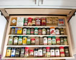 How To Organize Organize Spice Jars In Thirty Minutes The Chronicles Of Home