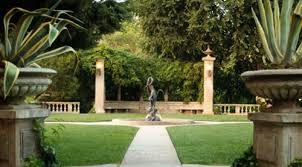 Backyard Wedding Venues Los Angeles Kimberly Crest House And Gardens Woman Getting Married