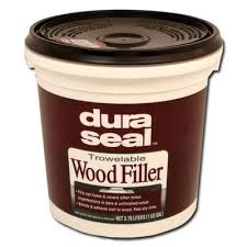 floor fillers patches duraseal trowelable wood filler walnut 1