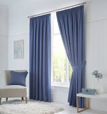 Duck Egg Blue Blackout Curtains Blackout Curtains View Window Curtains Terrys Fabrics