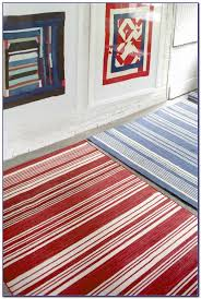 Red White Striped Rug Coffee Tables Black And White Striped Outdoor Rug Ikea Woven Rug