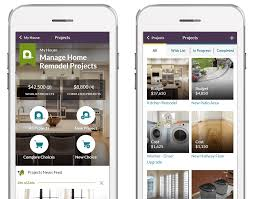 home projects home management software tracks home maintenance homezada
