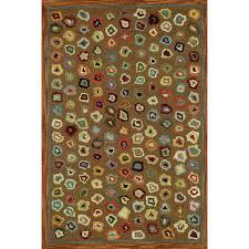 hooked wool area rugs from selke dash albert