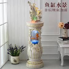 Decorative Water Tanks Usd 271 67 Fountain Water Tank Waterscape Aquarium Creative