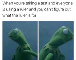 Test Taking Meme - dopl3r com memes when youre taking a test and everyone is