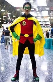 Robin Halloween Costume Men Batman Robin Kostüm Selber Machen Kostüm Idee Zu Karneval