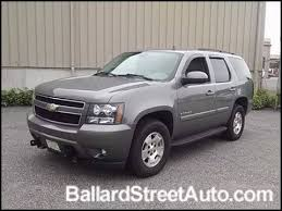 2007 Chevy Tahoe Ltz Interior 2008 Chevrolet Tahoe For Sale Carsforsale Com