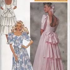 80s prom dress size 12 shop vintage prom dress patterns on wanelo