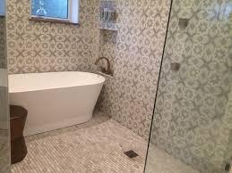 bathroom flooring creative wet bathroom floor home design ideas