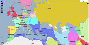 map of europe russia and the independent republics maps of the napoleonic wars the changing map of europe
