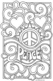 abstract coloring pages teenagers geometric coloring pages