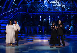 halloween dj drops strictly come dancing 2014 results who left scott mills sent