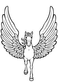 pegasus waving his wings pegasus pinterest pegasus