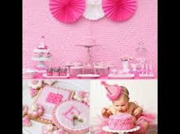 baby girl birthday themes baby girl birthday party decorating ideas