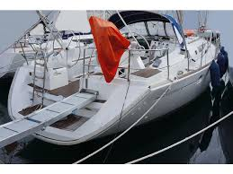 Sailboat Sun Awnings 2005 Jeanneau Sun Odyssey 45 Sailboat For Sale In Outside United