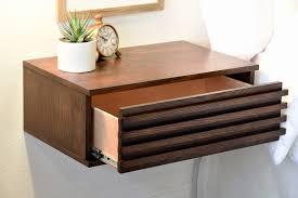 furniture tall nightstand floating nightstand bedside dresser
