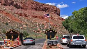 Zion National Park Thanksgiving New Zion Construction Project Begins Shuttle Schedules U2013 St