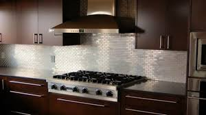 aluminum kitchen backsplash silver gold and taupe metallic glass tile kitchen backsplash