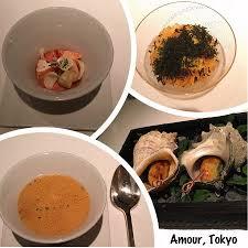 cuisine amour อาหารฝร งเศสในโตเก ยว อร อยด วยการการ นต จาก michelin